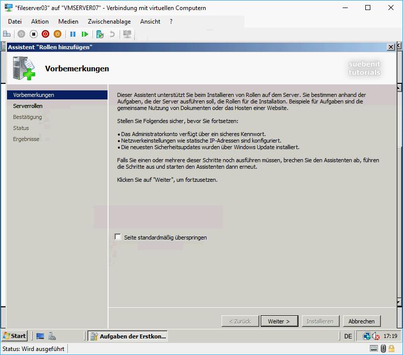 Wunderbar Guter Server Fortsetzungsziel Galerie - Beispiel ...