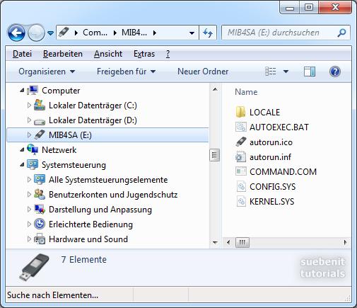 mib4sa - multi iso boot for sysadmin - SysAdmin - deutsch