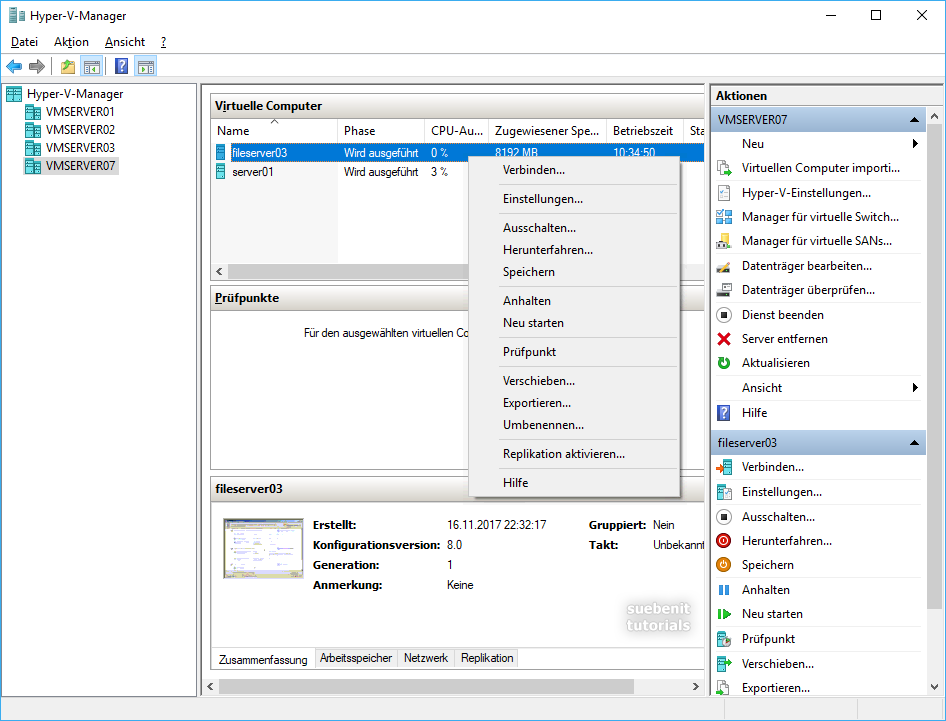 Windows Server 2008 Servicepack 2 Iso einlegen.