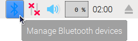 manage bluetooth devices
